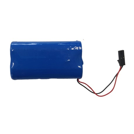 Battery pack 7.4V 2400 mah